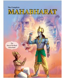 The Complete Mahabharata - English