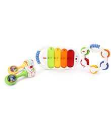 Fisher Price Musical Combo Gift Pack - Set Of 3