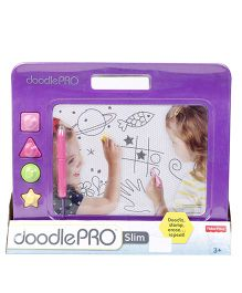 Fisher Price Doodle Pro Slim - Purple