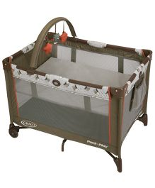 Graco Pack 'n Play On The Go Playard - Harlowe