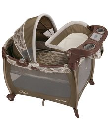 Graco Pack 'n Play Silhouette Playard Farrow