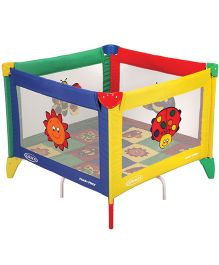 Graco Pack n Play Square Shaped Playard - Bugs Print