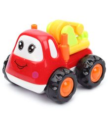 Lifting Truck Toy - Red