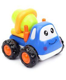 Mixer Truck Toy - Blue