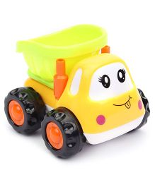 Dumper Truck Toy - Yellow
