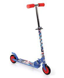 Marvel Avengers Scooter - Blue