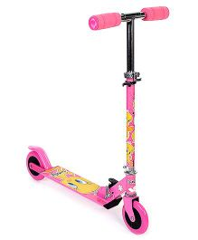 Warner Brothers Tweety Two Wheeler Scooter - Pink