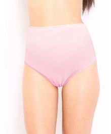 Red Rose Pregnancy Panty - Pink