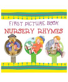 First Picture Book Nursery Rhymes - English