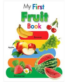 My First Fruit Book - English