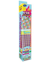 Sterling 4 in 1 Fun Family Games - Blue