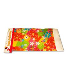 Partymanao Happy Birthday Balloon Plastic Table Cover Butterfly - Multicolor