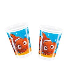 Finding Nemo Plastic Cups - Pack of 8
