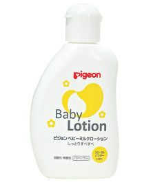 Pigeon Baby Milk Lotion Floral - 120 ml
