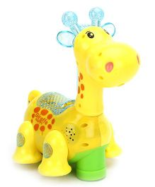 Playmate Image Projection Giraffe Toy