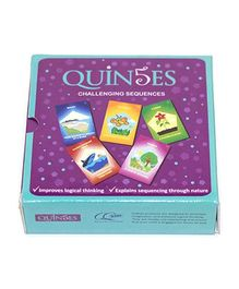 CQ Games Quinses - Pack of 25 Cards