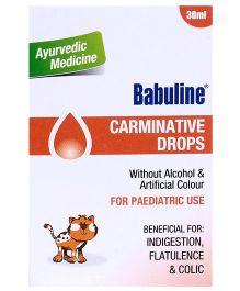 Babuline Carminative Drops - 30 ml