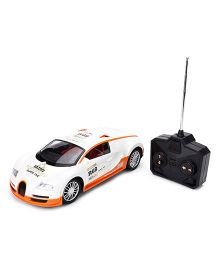 Kumar Toys Remote Controlled Car R 68 - White