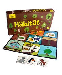 Clever Cubes Habitat Puzzle