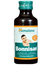 Himalaya Herbal Bonnisan Liquid - 100 ml