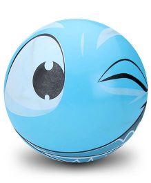 Boing Mr Funny Print Beach Ball - Blue