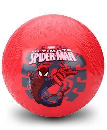 Spider Man Beach Ball - Red