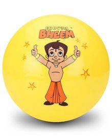 Chhota Bheem Beach Ball - Yellow