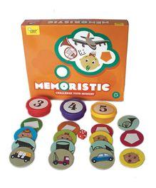 Clever Cubes Memoristics