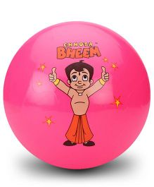 Chhota Bheem Beach Ball - Pink