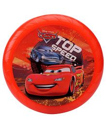 Disney Car Top Speed Frisbee - Red
