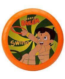 Chhota Bheem Swing Frisbee - Orange