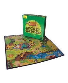 Clever Cubes - Secret Garden Puzzle
