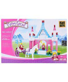 Fun Blox Fairy Land Blocks Set - 245 Pieces