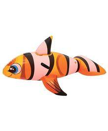 Bestway Clown Fish Ride On - Orange