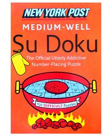 New York Post Medium Well SuDoku - English