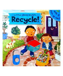 Little Green Helpers Recycle - English