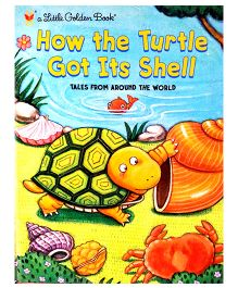 How Turtle Got Its Shell- English
