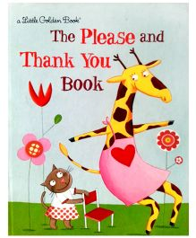 The Please And Thank You Book Hardcover - English