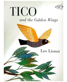 Tico And The Golden Wings - English