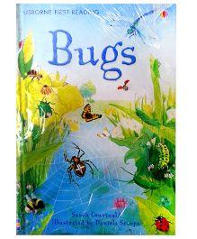 Bugs Usborne First Reading - English
