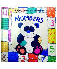 Baby's First Word Book Of Numbers - English