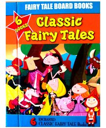 Classic Fairy Tale Box Set Blue SBBS02 - English