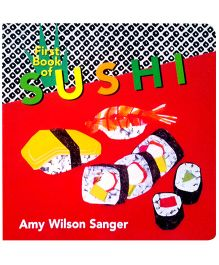 First Book of Sushi Paperback - English