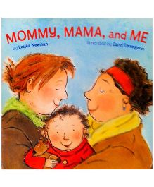 Mommy Mama And Me - English