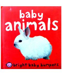 Bright Baby Bumpers Baby Animals  - English