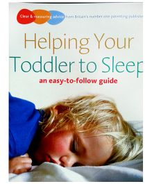 Helping Your Toddler to Sleep An Easy To Follow Guide - English