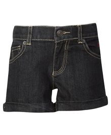 United Colors of Benetton Shorts - Black