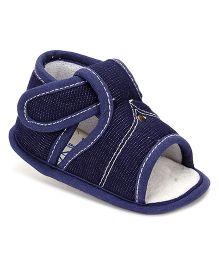 Little's Denim Sandal - Blue