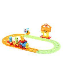 Mitashi Skykidz Zooming Biggy Train Musical Toy