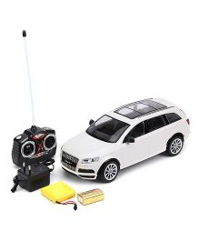 Mitashi Dash RC Rechargeable Audi Q7 Car
